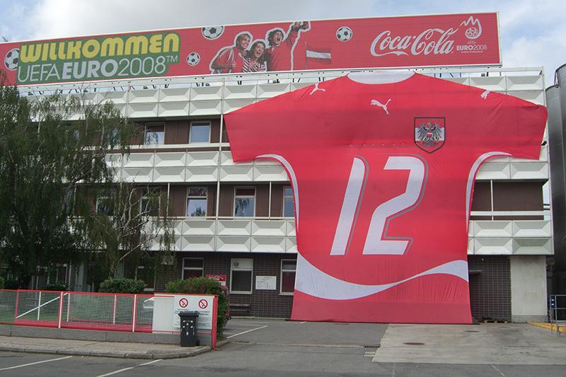 Werbemontag Coca Cola Shirt