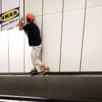 Stationbranding Ikea