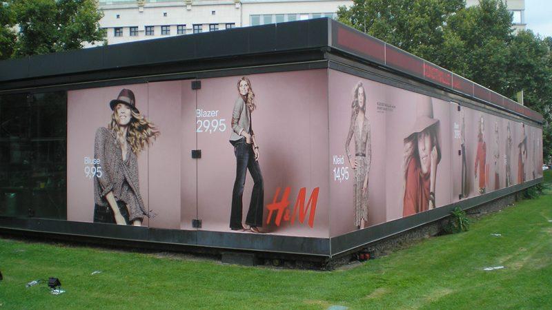 H&M Herbstkampagne 2011