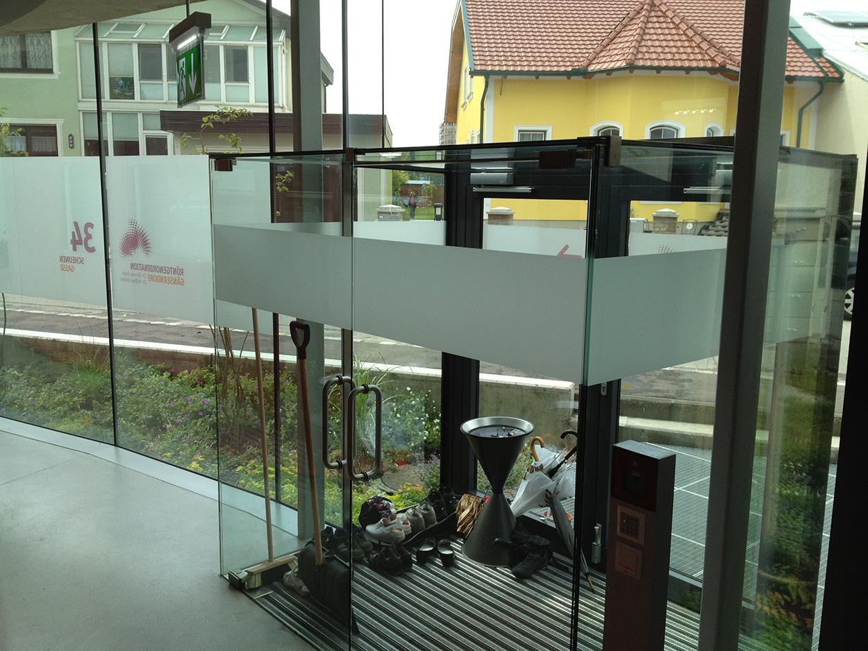 luxus glas folie sichtschutz einzigartige ideen zum sichtschutz. Black Bedroom Furniture Sets. Home Design Ideas