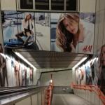H&M Stationbranding