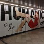 Folien Branding Humanic