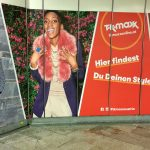 Stationbranding TK Maxx